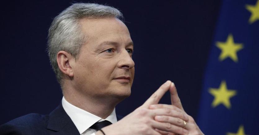 Bruno Le Maire, ministro dell'Economia francese